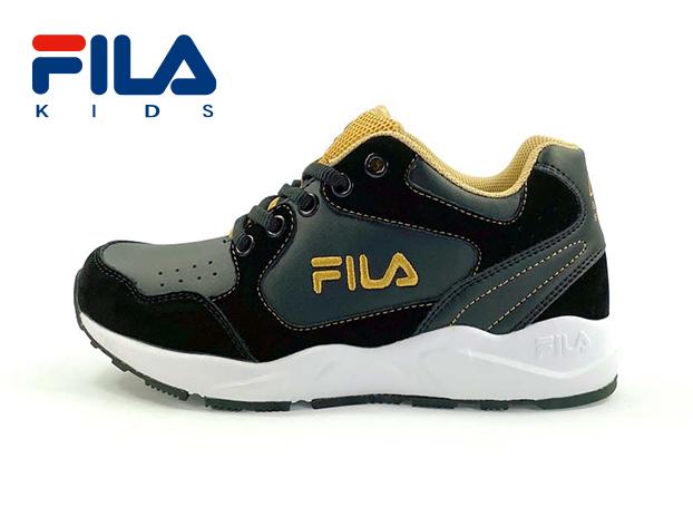 【FILA Kids】兒童機能運動鞋(內含足弓支撐鞋墊)-6