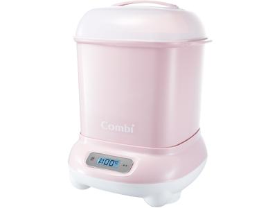 訂閱媽媽寶寶雜誌12期+【Combi】Pro 360高效消毒烘乾鍋(粉)