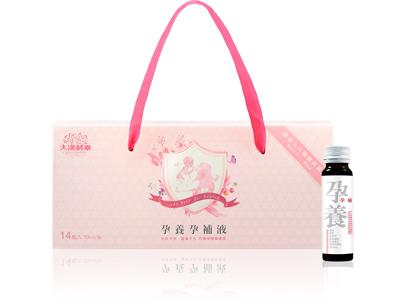 訂閱媽媽寶寶雜誌6期+【大漢酵素】孕養孕補液禮盒
