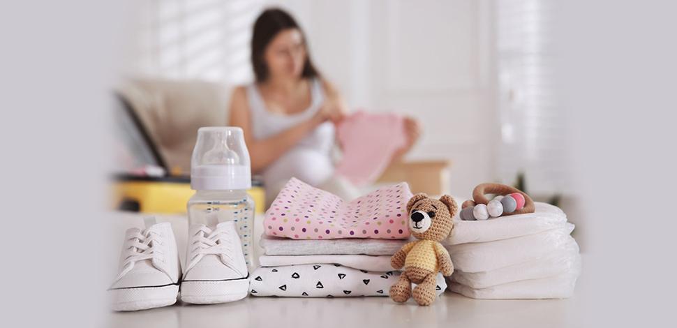 部落客媽咪公開超強待產包整理術!分住院、月子、隨身包,好整理又方便拿