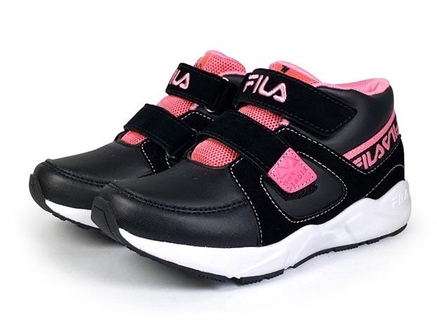 FILA Kids 第二代機能運動鞋升級體驗-7