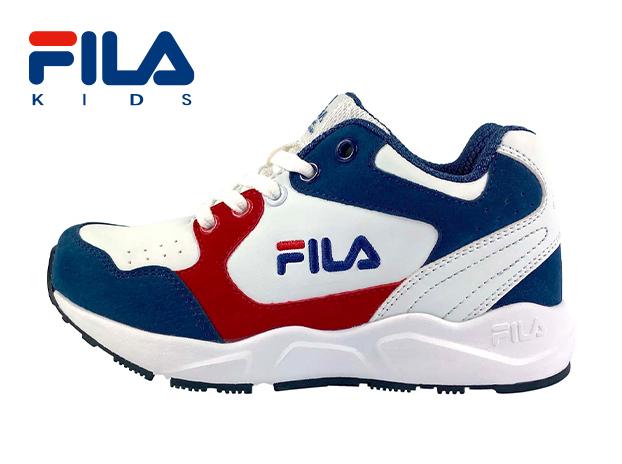 【FILA Kids】兒童機能運動鞋(內含足弓支撐鞋墊)-7