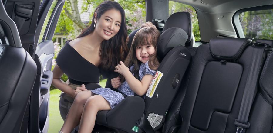 帶寶貝安全出遊必備!2021最體貼爸媽的安全汽座Nuna TRES lx,讓爸媽輕鬆駕馭好動小寶貝