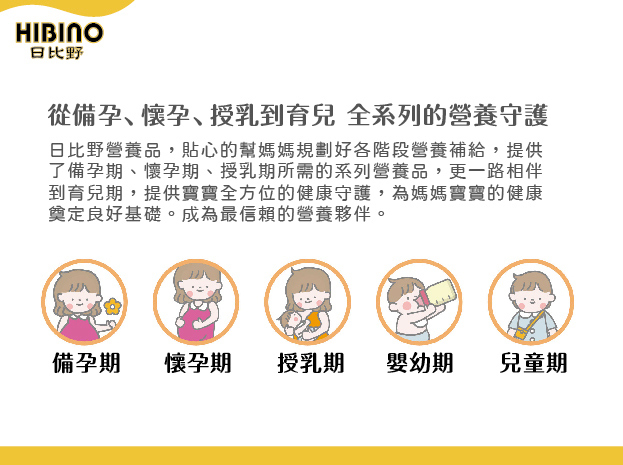 【日比野】寶寶營養食品 龍根益菌王/頂級黃金初乳 調整體質加強防護力-4