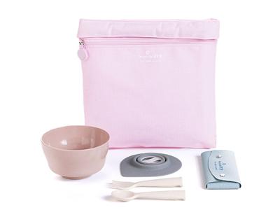 訂閱媽媽寶寶雜誌9期+【Miniware】天然寶貝兒童學習餐具 小食神五入組