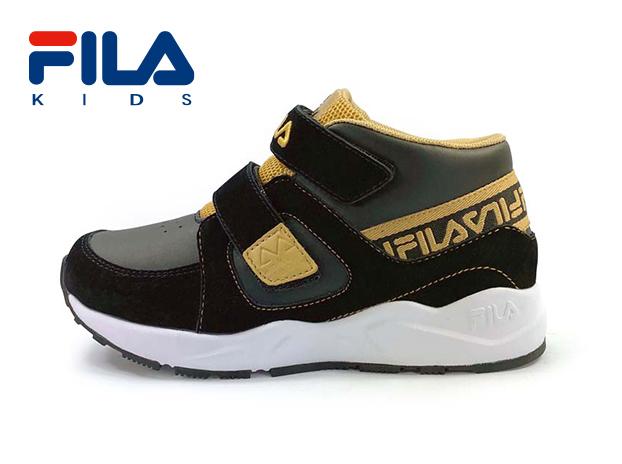 【FILA Kids】兒童機能運動鞋(內含足弓支撐鞋墊)-3