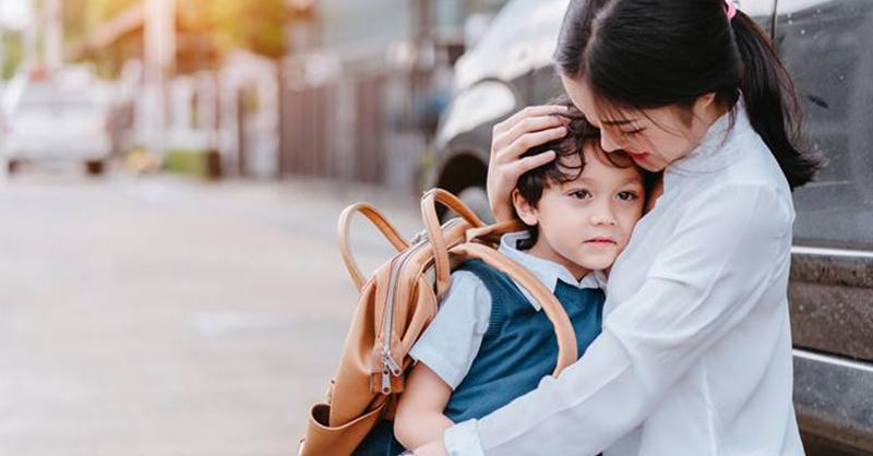 幼兒園生活,有賴於良好的師生關係!