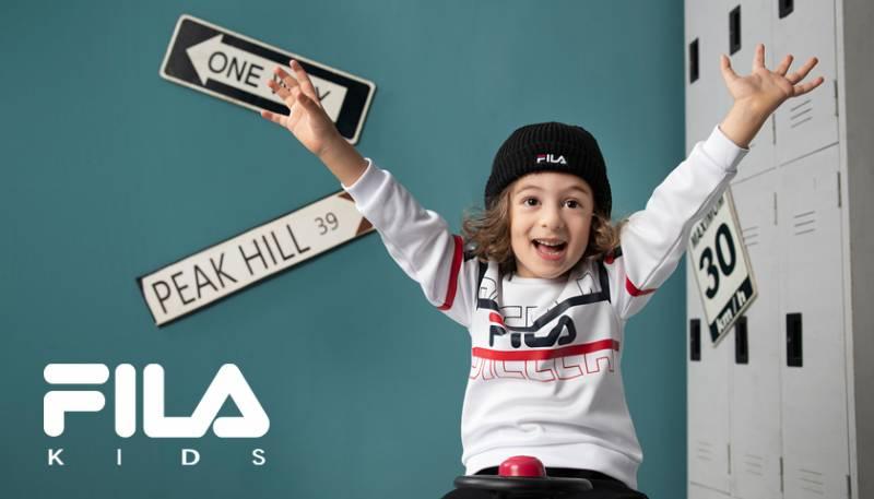 FILA Kids 第二代機能運動鞋升級體驗