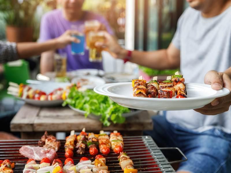 中秋烤肉健康吃,專家傳授健康秘訣