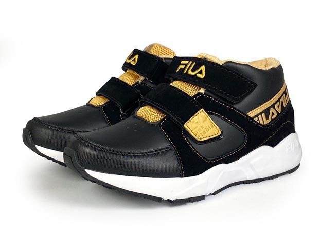 FILA Kids 第二代機能運動鞋升級體驗-8