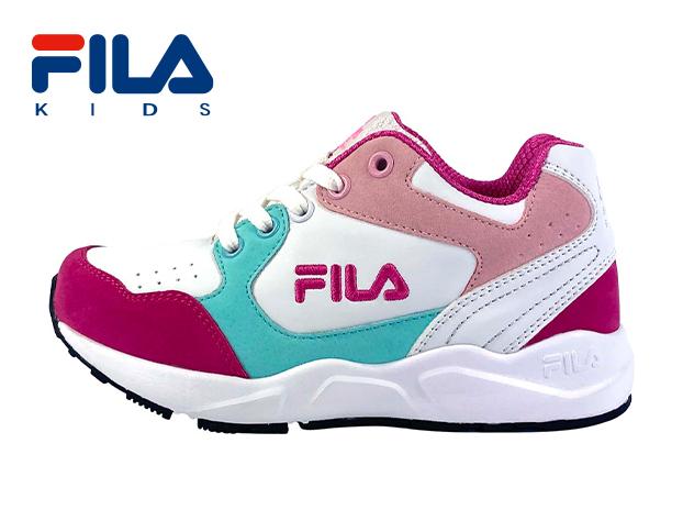 【FILA Kids】兒童機能運動鞋(內含足弓支撐鞋墊)-8