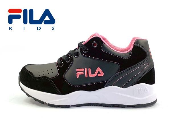 【FILA Kids】兒童機能運動鞋(內含足弓支撐鞋墊)-9