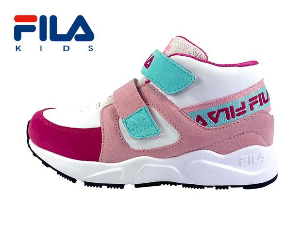 【FILA Kids】兒童機能運動鞋(內含足弓支撐鞋墊)-4