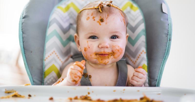 副食品過渡期掌握3大原則,降低飲食過敏,養出不挑食寶寶
