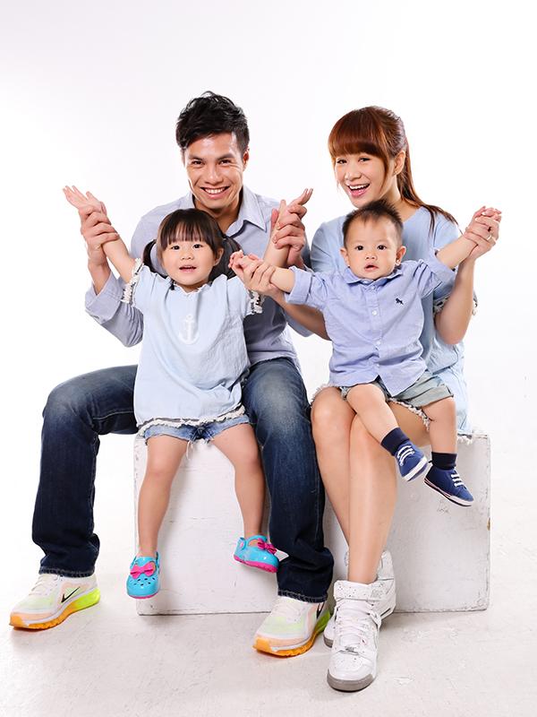 張正偉:花花家族是我前進的動力!| 2014父親節特別企劃