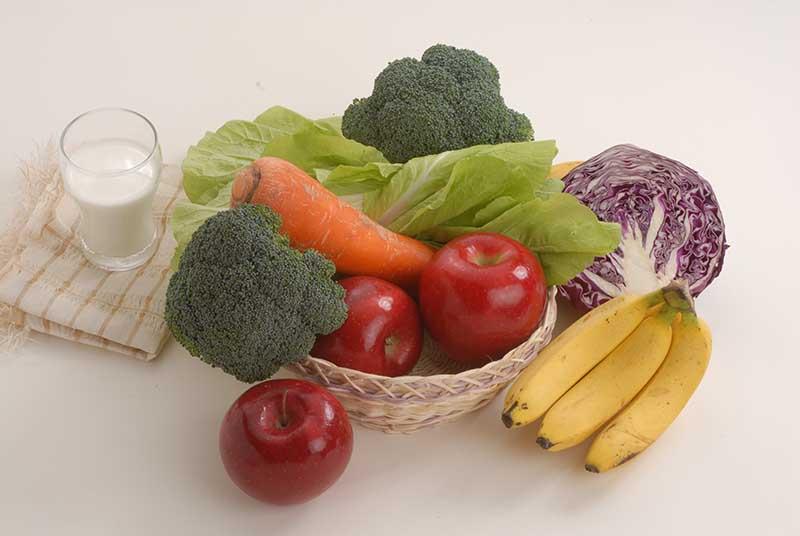 調整孕期飲食觀念 養胎不養肉有方法