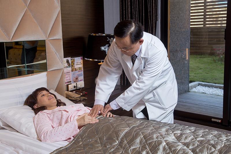 產後接受專業照護.產婦不憂鬱