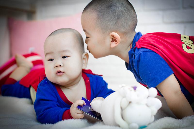 哺乳媽咪最快樂:兩胎經驗.天差地遠 再來一次的幸福