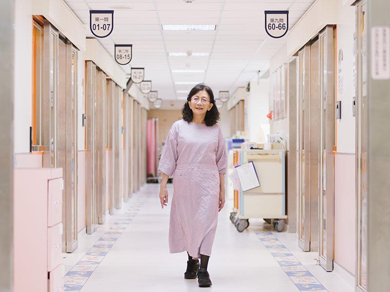 許瓊心醫師 用一生守護早產兒.遠離天堂奔向未來