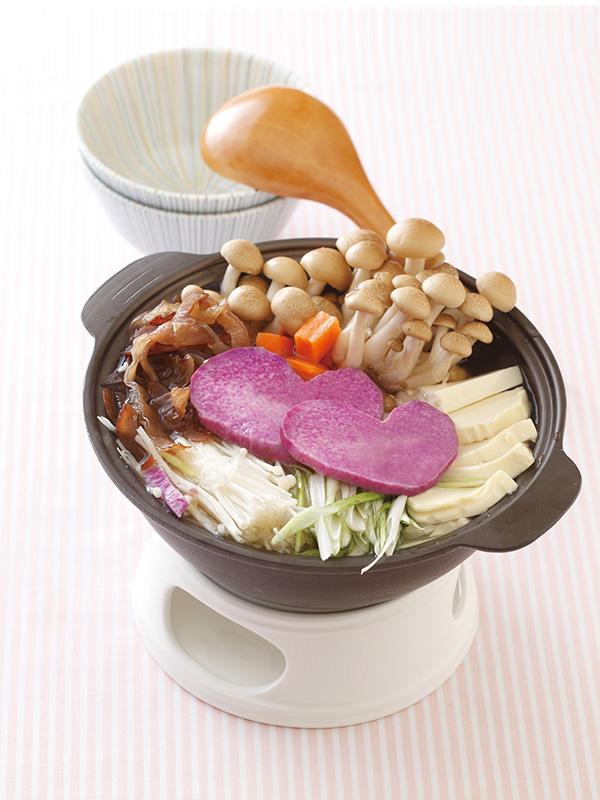 鮮蔬豆腐鍋